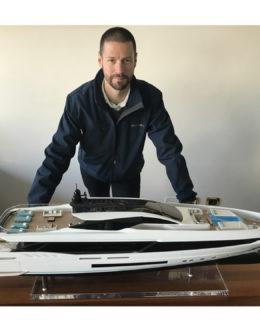 Ivan Adzic, nuovo area manager di Overmarine per la Francia