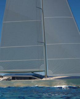 Perini debutta a Palm Beach. Nella foto E-volution di 42 metri
