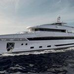 Il 48 metri supply vessel