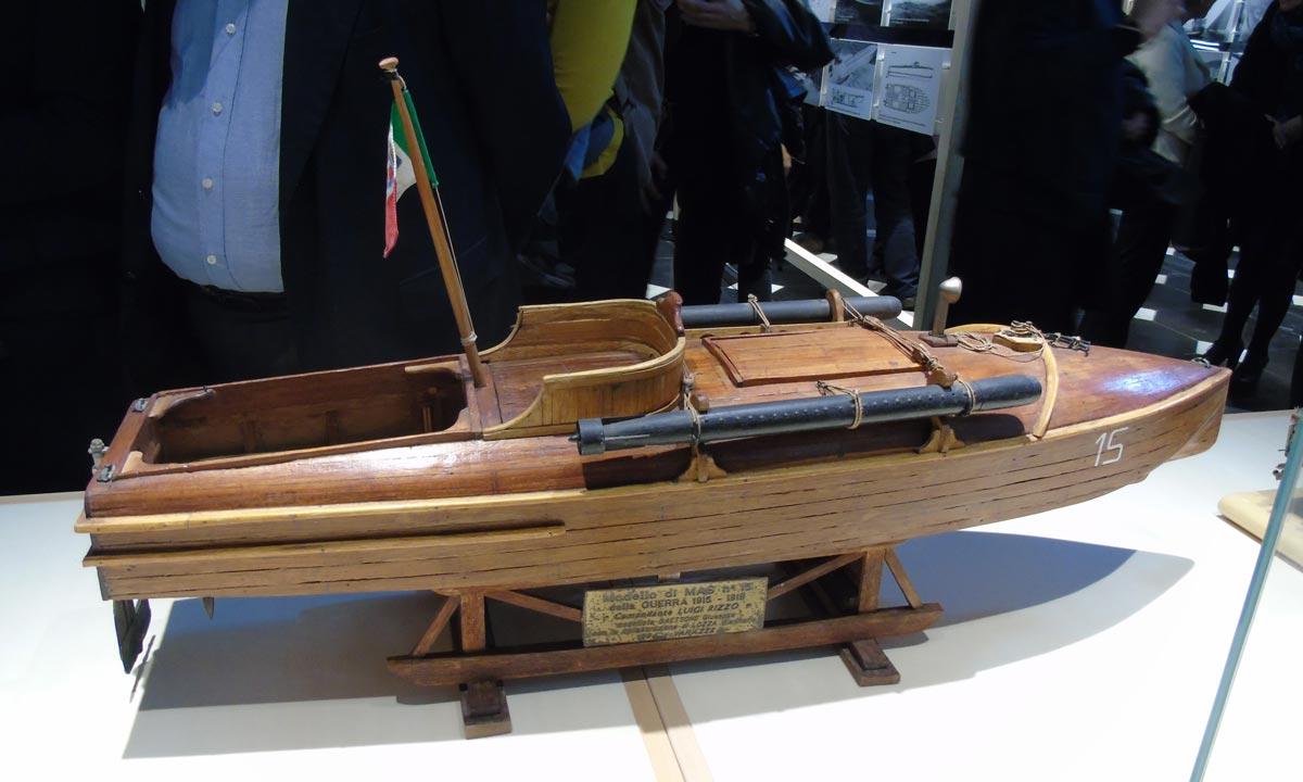 Il Motoscafo Armato Silurante (Mas)
