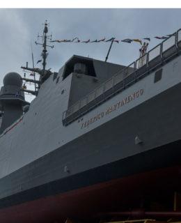 Fremm Fincantieri per la Marina Militare
