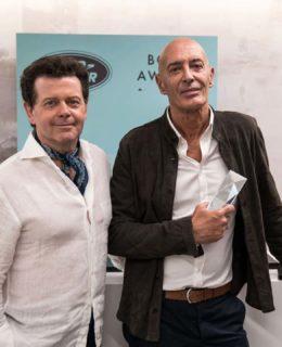 Land Rover Born Awards: Gerry McGovern e Mauro Micheli