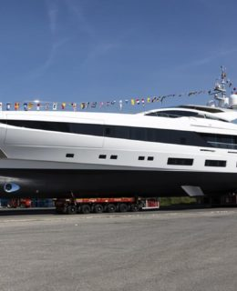 Mangusta El Leon, l'ammiraglia di Overmarine Group