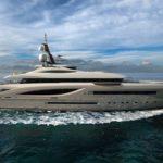 Griffin Series Fincantieri Yachts. Nella foto il 66