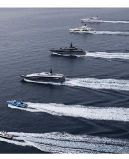 La flotta Gruppo Gavio