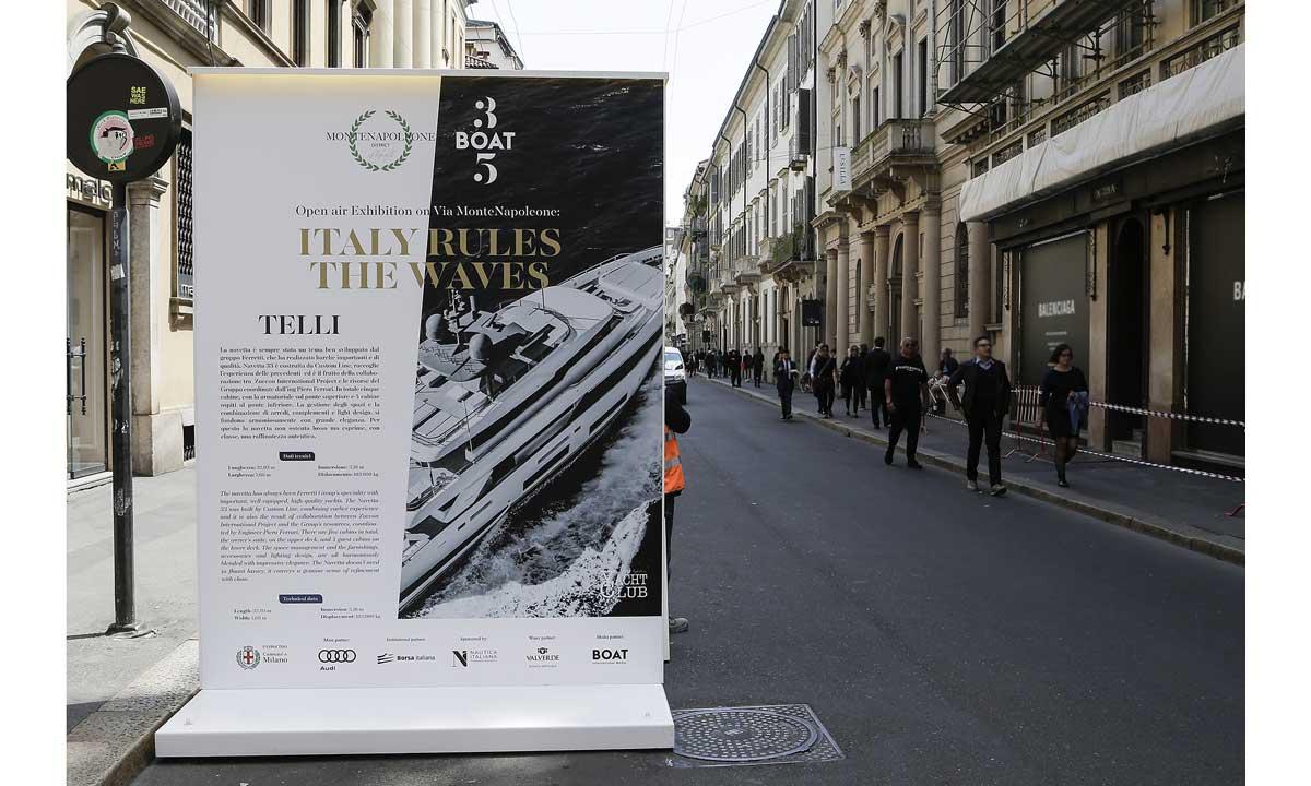 Il manifesto della mostra