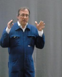 Sanlorenzo va al Massimo... Nella foto Massimo Perotti