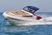 Verbella Boat Show. Nella foto Pirelli 1400 Cabin by Tecnorib