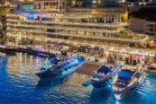 Riva 110' Dolcevita allo Yacht Club de Monaco