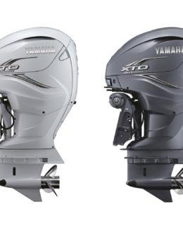 Yamaha V8 XTO Offshore, potenza e design