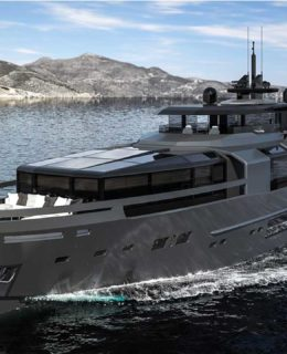 Arcadia Yachts A105
