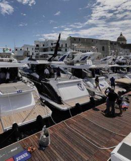 Yachting Gala Azimut Benetti, la flotta