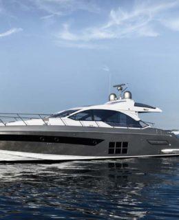 Anteprime Azimut Yachts, nella foto Azimut S6