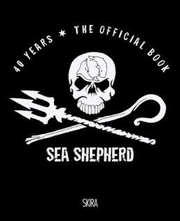Sea Shepherd, la copertina del libro