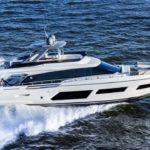 Anteprime Ferretti Group. Nella foto Ferretti Yachts 670