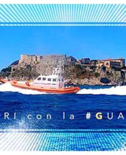 Guardia Costiera: operazione Mare Sicuro 2018