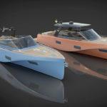 Progetti Heron Yacht: le due nuove versioni