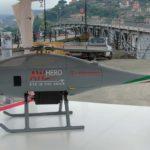 Awhero, elicottero a pilotaggio remoto (Leonardo)