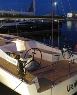 Urìal, 50 piedi Eleva Yachts per Gino Buccellati