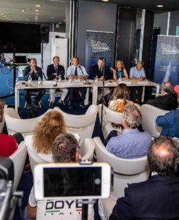 Columbus 2021, il consorzio presentato a Genova