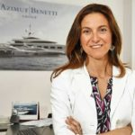 Giovanna Vitelli, vicepresidente Gruppo Azimut Benetti