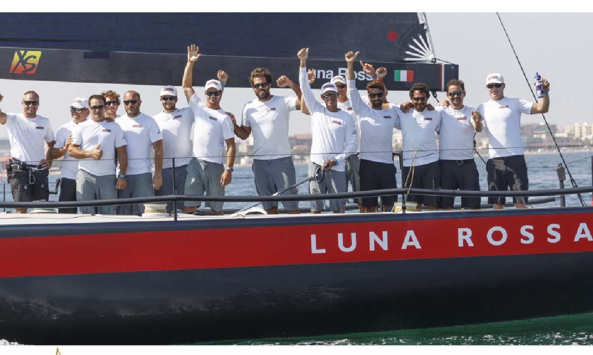 52 Super Series Valencia, il trionfo di Luna Rossa