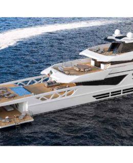 Fulvio Dodich svela il nuovo supply vessel di Rosetti Superyachts