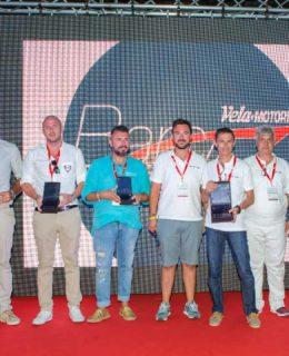 Barca dell'Anno 2018: i vincitori sul palco del Teatro del Mare