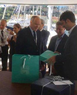 Alberto di Monaco, l'omaggio di Fabio Murzi