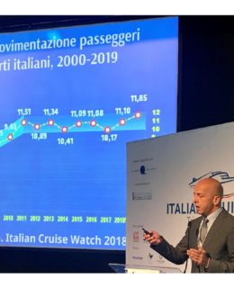 Cruise Day 2018: nella foto Francesco di Cesare