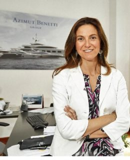 Azimut Benetti sponsor di Next Design