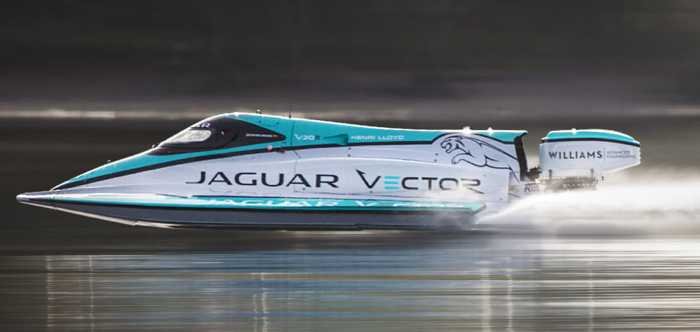 Jaguar Land Rover: Vector Racing