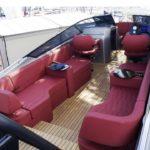 E26 Rider, il luxury day tender