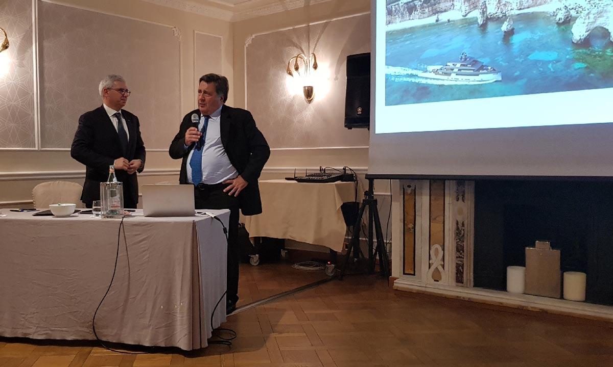 Dodich e Ceccarelli spiegano i due progetti