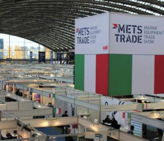 Metstrade: il padiglione italiano