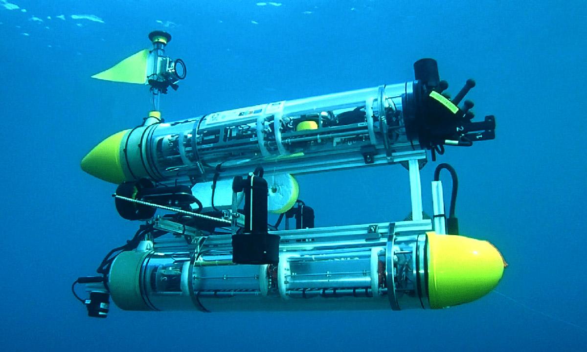 Sea Drone: il Rov WiMust made in Salento