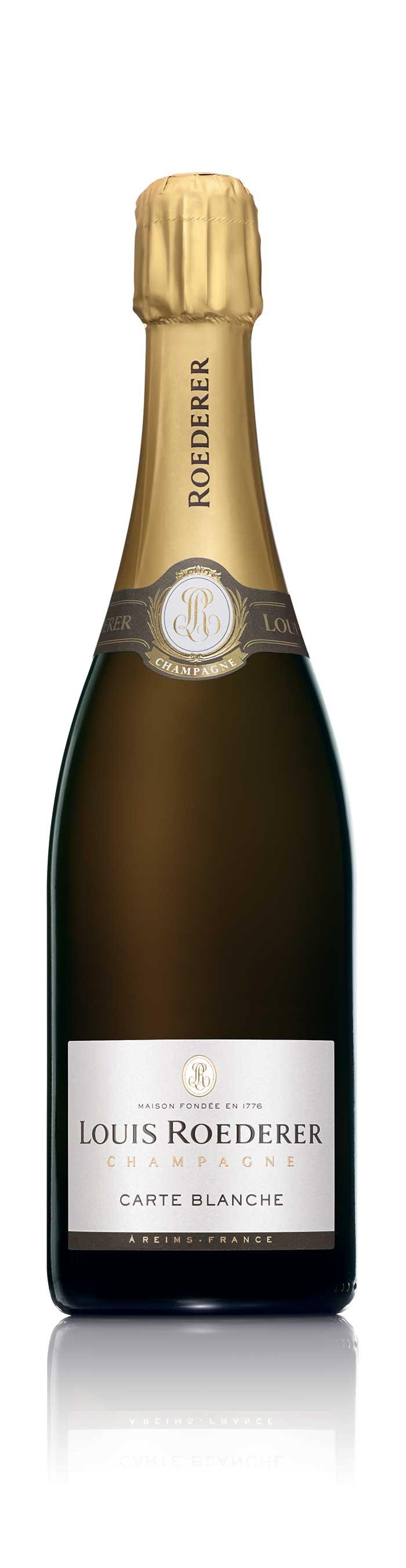 Carte Blanche Demi-Sec, Champagne Louis Roederer
