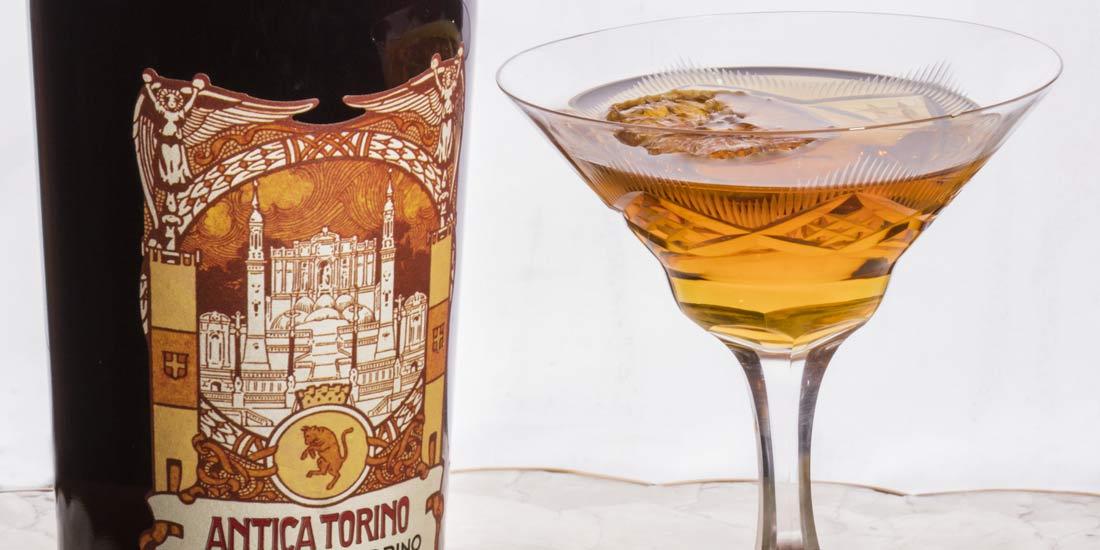 Vermouth Rosso, Antica Torino