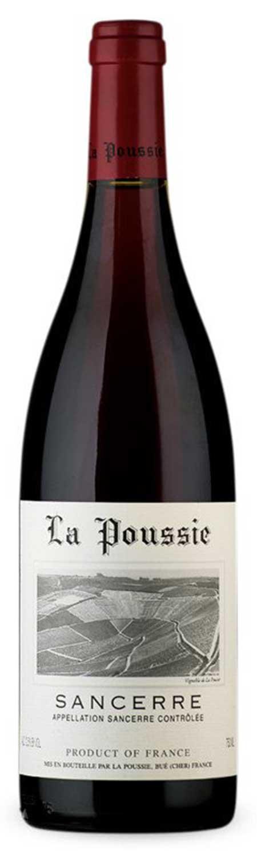 La Poussie Pinot Noir Vieilles Vignes 2014, de Ladoucette