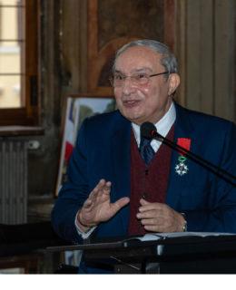 Giuseppe Bono Cavaliere della Legione d'Onore