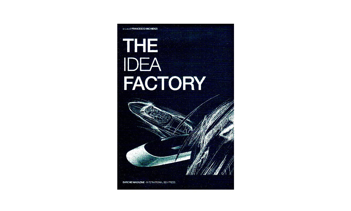 La copertina di The Idea Factory