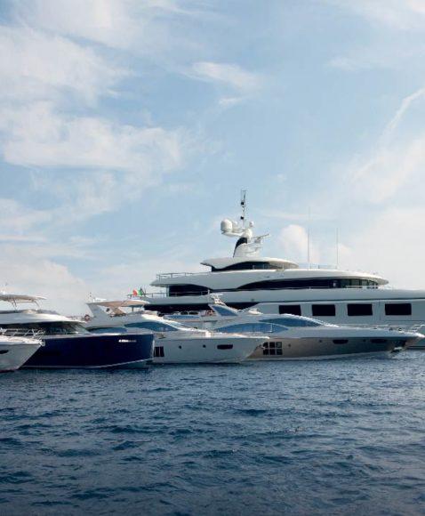 La flotta Azimut-Benetti