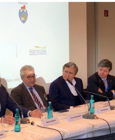 Salone Nautico Venezia: conferenza stampa a Düsseldorf