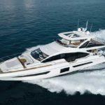 Azimut Yachts protagonista: nella foto Grande 25 Metri