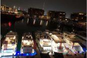 Azimut Yachts show: la flotta a Dubai