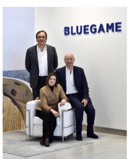 Sanlorenzo Spa: Massimo Perotti, Carla Demaria e Ferruccio Rossi