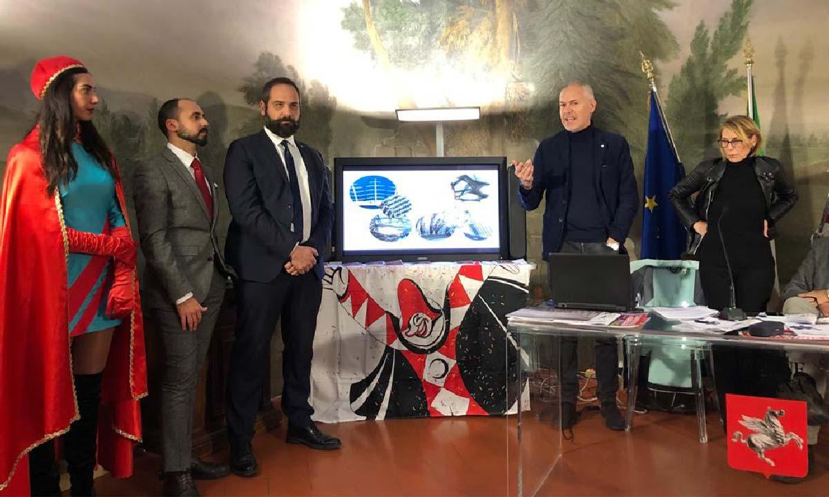 Carnevale di Viareggio: presentato il progetto avveniristico