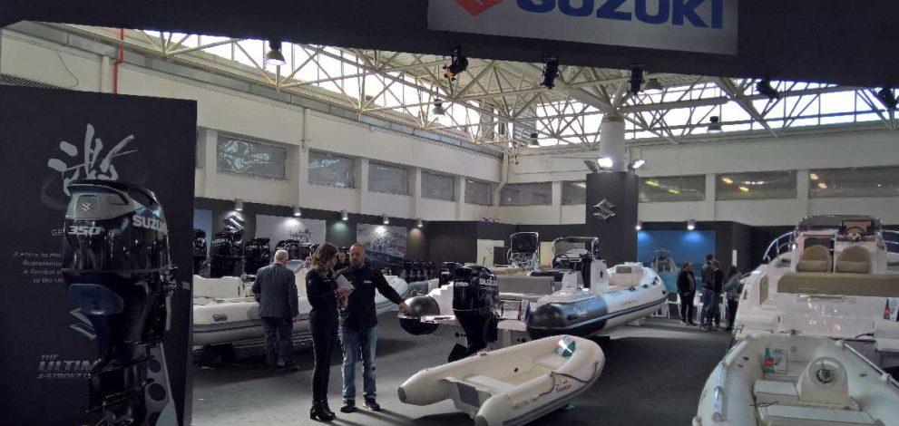 Tecnologia Suzuki Marine