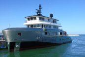 Audace, yacht explorer di 43 metri