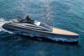 Crossbow, ammiraglia sport coupé di Isa Yachts